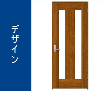 OUTLET建材倉庫-アウトレット建材】片開き戸セット 左吊り 框組ガラス(2G) CT色 固定枠[高]2045 [幅]735 [壁厚]175mm ノダ